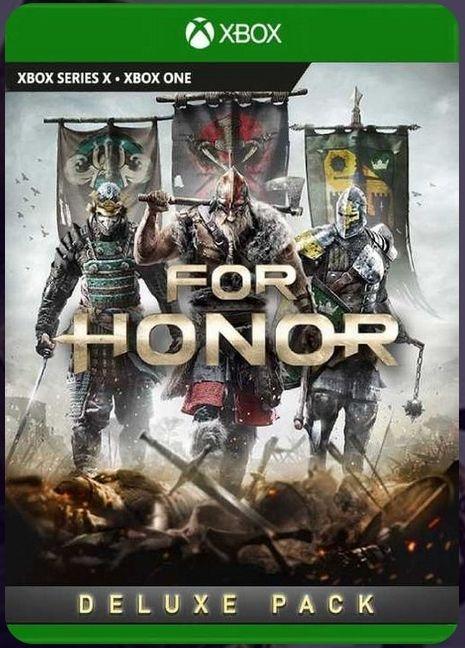 DLC Pack Digital Deluxe For Honor sur Xbox One (Dématérialisé)