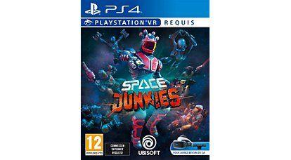 Jeu Ubisoft Space Junkies VR sur PS4