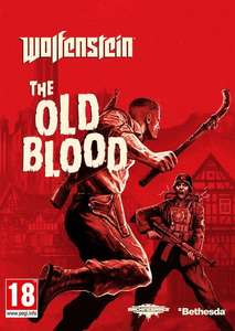 Jeu Wolfenstein: The Old Blood sur PC (Dématérialisé - Steam)