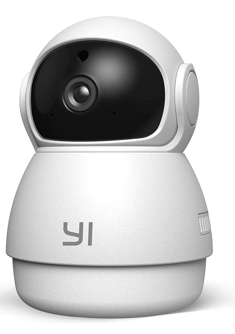 Caméra de surveillance sur IP Yi Dome - 1080p, suivi 360°, détection des mouvements, port RJ45 (Vendeur tiers)