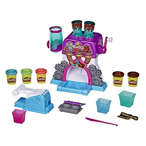 Jouet Play-Doh Pate à Modeler La Chocolaterie