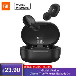 Écouteurs intra-auriculaires sans-fil Xiaomi Mi True Wireless Earbuds 2S - Bluetooth 5.0
