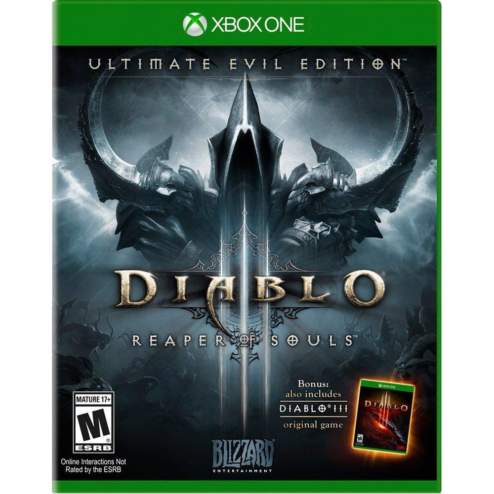 Diablo 3 Ultimate Evil sur Xbox One