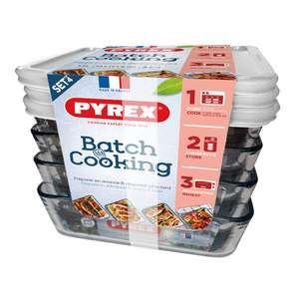 Set Pyrex Batch Cooking - Rambouillet (78)