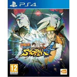 Naruto Shippuden: Ultimate Ninja Storm 4 sur PS4 ou Xbox One