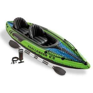 Kayak Intex Challenger K2 - 2 places