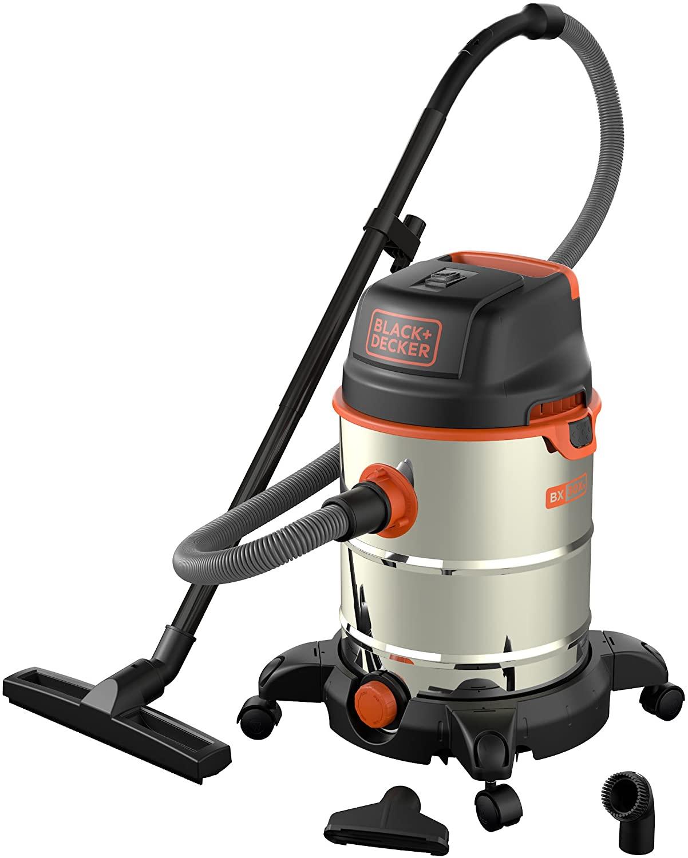 Aspirateur sur roues Black & Decker eau et poussière - 30 L (Magasins participants)