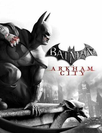 Jeu Batman : Arkham City GOTY sur PC (Frais de transaction inclus - Dématérialisé, Steam)