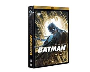 Coffret Blu-ray Batman 6 long métrage animé- Edition Collector