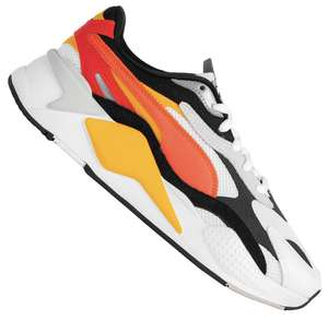 Chaussures Puma RS-X3 Puzzle - blanc/orange (du 36 au 45)