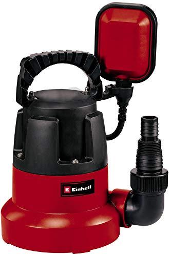 Pompe d'évacuation eaux claires Einhell GC-SP 3580 LL (350 W, Hauteur de refoulement 7,5 m, Câble d'alimentation 10 m)