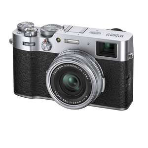 Appareil photo compact Fujifilm X100V (Frontaliers Suisse)