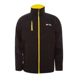 Sélection d'articles Renault Sport en promotion - Ex : veste Softshell RS2020 (du S au XXL) - shop.Atelier.Renault.com