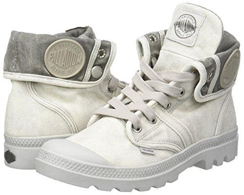 Chaussures Palladium Pallabrouse Baggy - coloris vapor/metal (du 35 au 42)