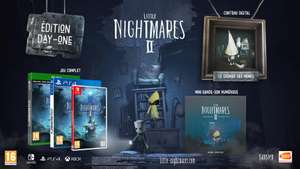 Précommande : Little Nightmares II Day One Edition sur Xbox One, PS4 et Switch
