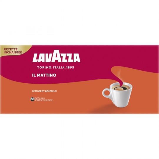 8 Paquets de Café Lavazza moulu - 8 x 250G