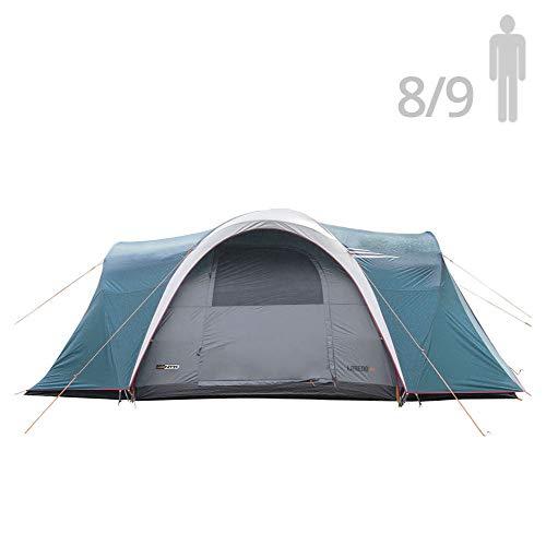 Tente de camping NTK Laredo GT - 8/9 personnes (vendeur tiers)