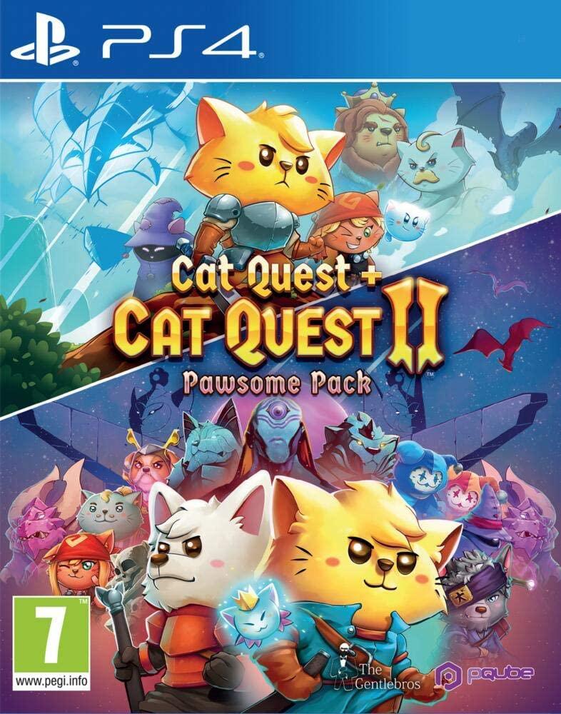 Cat Quest 2 - Pawsome Pack (1 & 2) sur PS4 (Via remise panier)