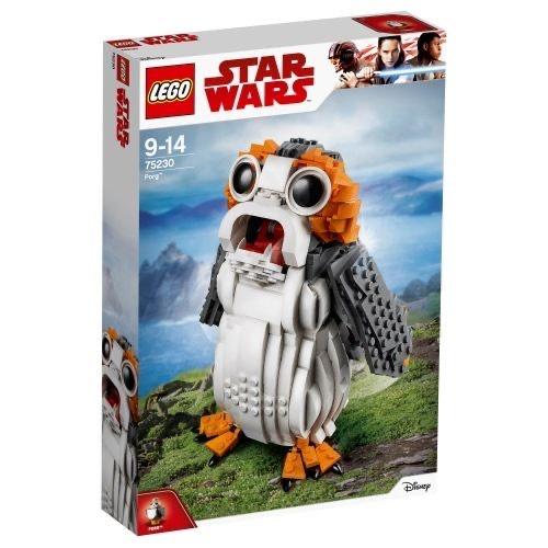 Jeu de construction Lego Star Wars Porg n°75230 (Retrait magasin uniquement)