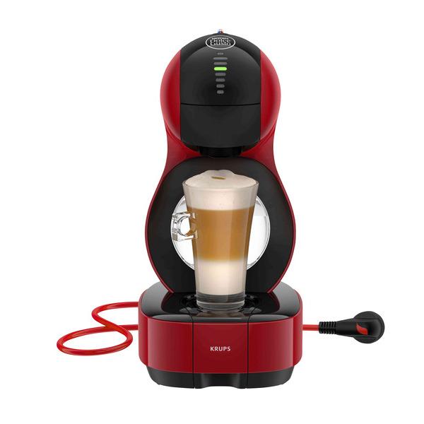 Machine café à Capsules Krups Dolce Gusto Nescafe Lumio YY3044FD - Rouge