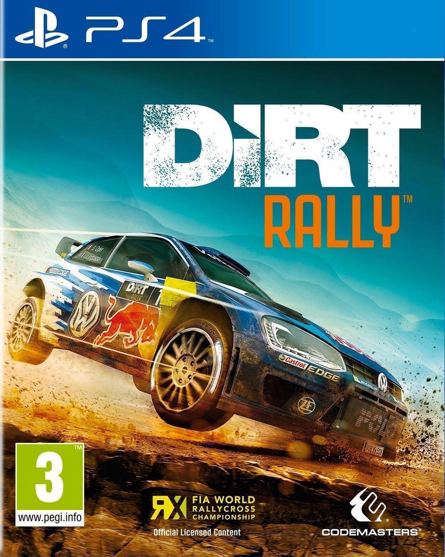 Précommande : Jeu Dirt Rally sur PS4 et Xbox One