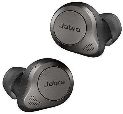 Écouteurs intra-auriculaires Jabra Elite 85t - noir (+ 10€ en Rakuten Points)