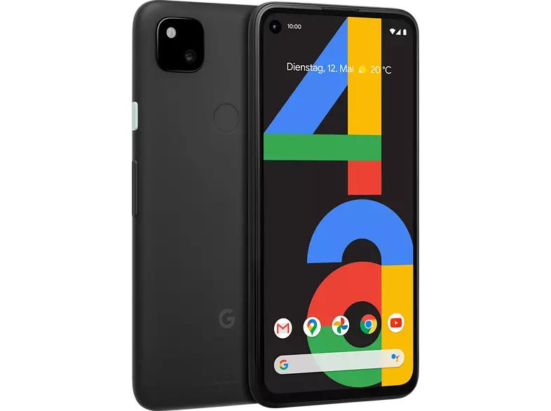 "Smartphone 5.81"" Google Pixel 4a - full HD+, SnapDragon 730G, 6 Go de RAM, 128 Go (frontaliers Allemagne)"
