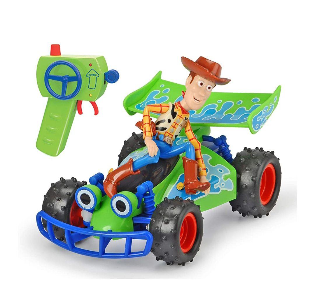 Buggy radiocommandé Dickie Toy Story 4 (203154001)