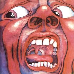 Vinyle King Crimson :In The Court Of The Crimson King 33 TRS (vendeur tiers)