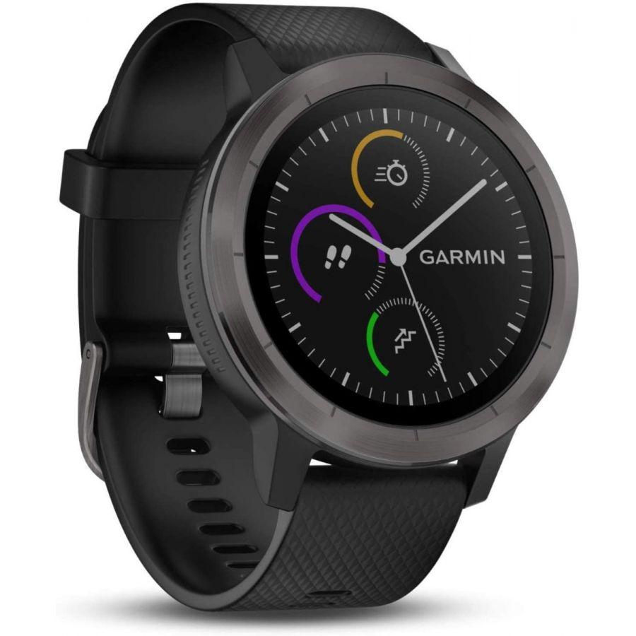 Montre connectée GPS Garmin Vivoactive 3 (Reconditionnée) - beblue.fr