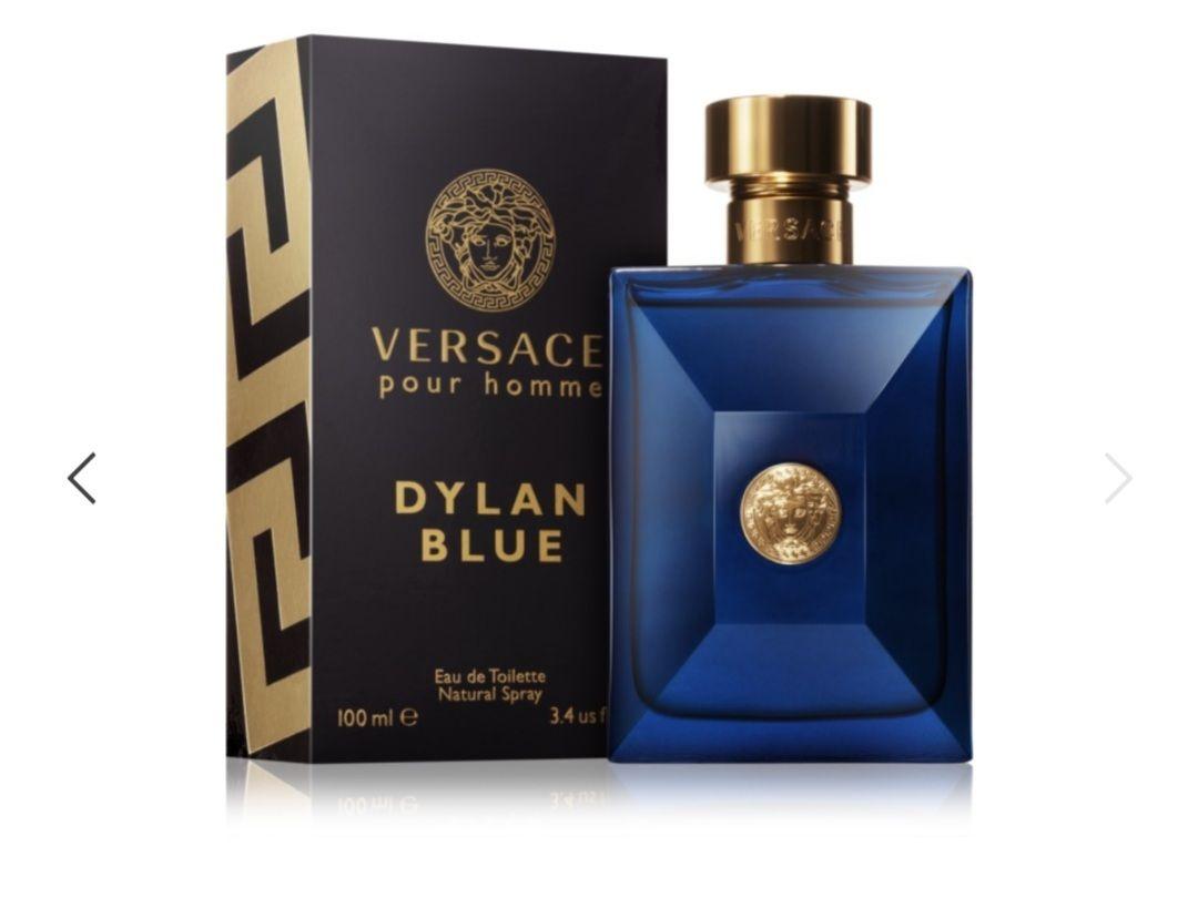Eau de toilette homme Versace dylan blue - 100ml