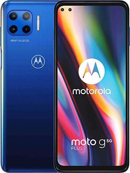 "Smartphone 6,7 "" Motorola Moto G 5G Plus - 4 Go de RAM, 64 Go (belsimpel.nl)"