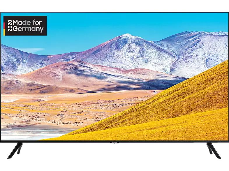 """TV 55"""" Samsung GU55TU8079 - 4K UHD, LED, Smart TV (frontaliers Allemagne)"""