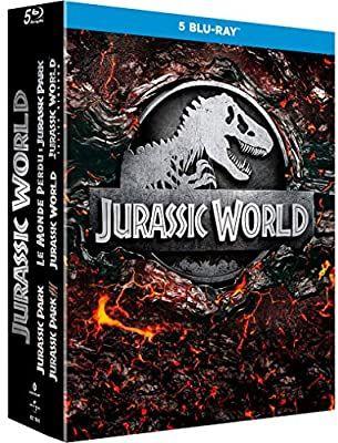 Blu-ray Jurassic World Collection