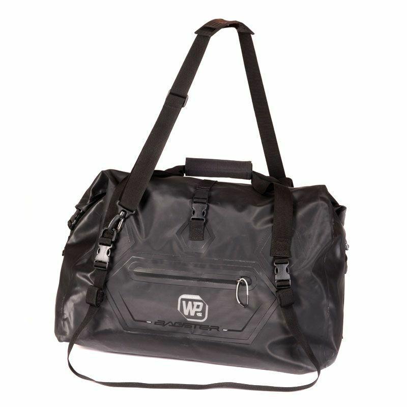 Sacoche de selle Bagster WP45 - 45 L, Noir