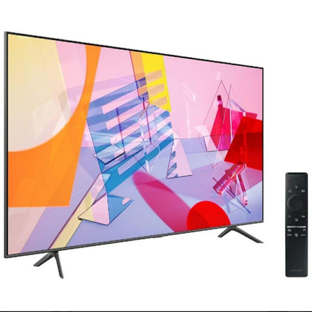 "TV 65"" Samsung QE65Q60TAU (2020) - QLED, 50 Hz, 4K UHD, HDR 10+, 3100 PQI, Smart TV"
