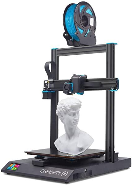 Imprimante 3D FDM Artillery SideWinder X1 - shop.Compozan.com
