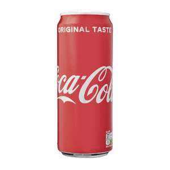 Canette de soda Coca-Cola - 33 cl