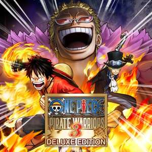 One Piece Pirate Warriors 3 - Édition Deluxe sur Switch (dématérialisé)