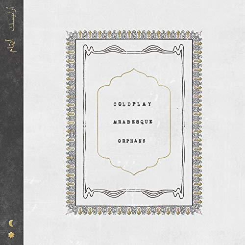 Vinyle Coldplay - Arabesque / Orphans (vendeur tiers)