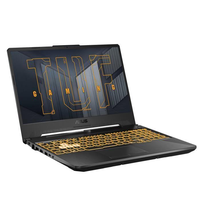 """Sélection de PC Portables en précommande - Ex : 15.6"""" Asus A15 TUF566QM-HN039T - FHD 144 Hz, Ryzen 7 5800H, RAM 16 Go, SSD 512 Go, RTX 3060"""