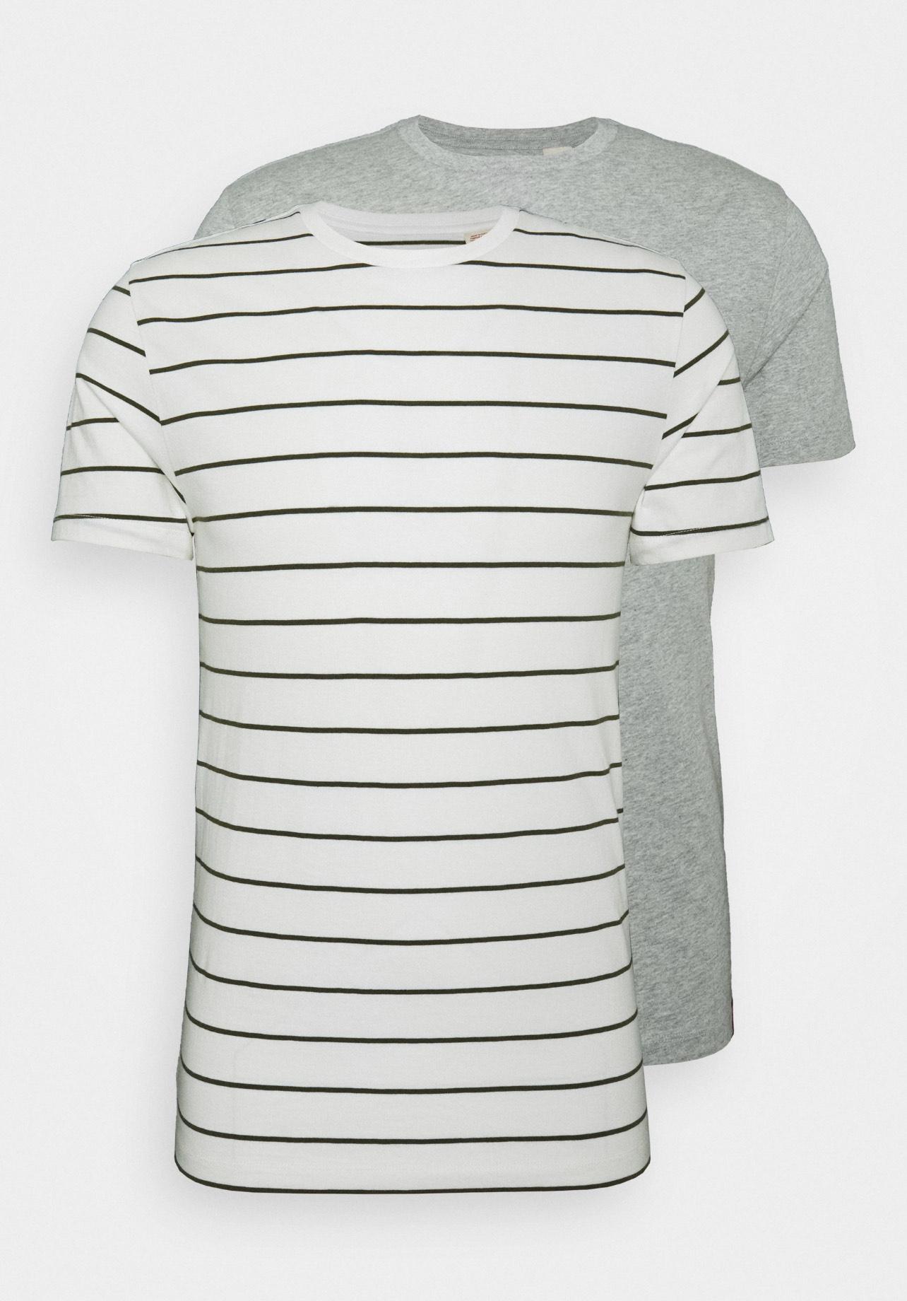 Lot de 2 T-shirts Levi's Homme - plusieurs couleurs disponibles