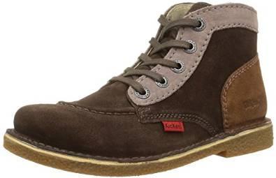 Chaussures Hautes Femme Kickers Legendoknew - Marron, Taille 36/37