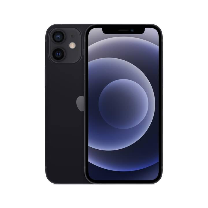 "Smartphone 5.4"" Apple iPhone 12 mini - 128 Go - Noir (Frontaliers Suisse)"