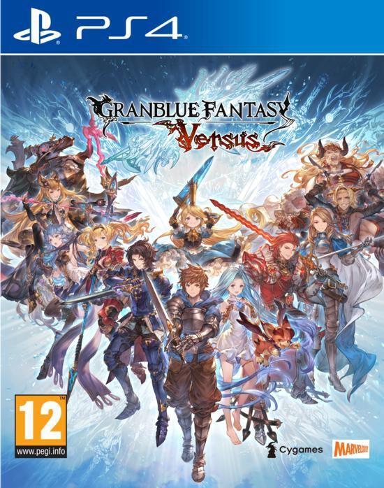 Granblue Fantasy : Versus sur PS4
