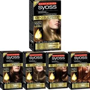 Coloration Saint Algue Syoss Oleo Supreme (via BDR)