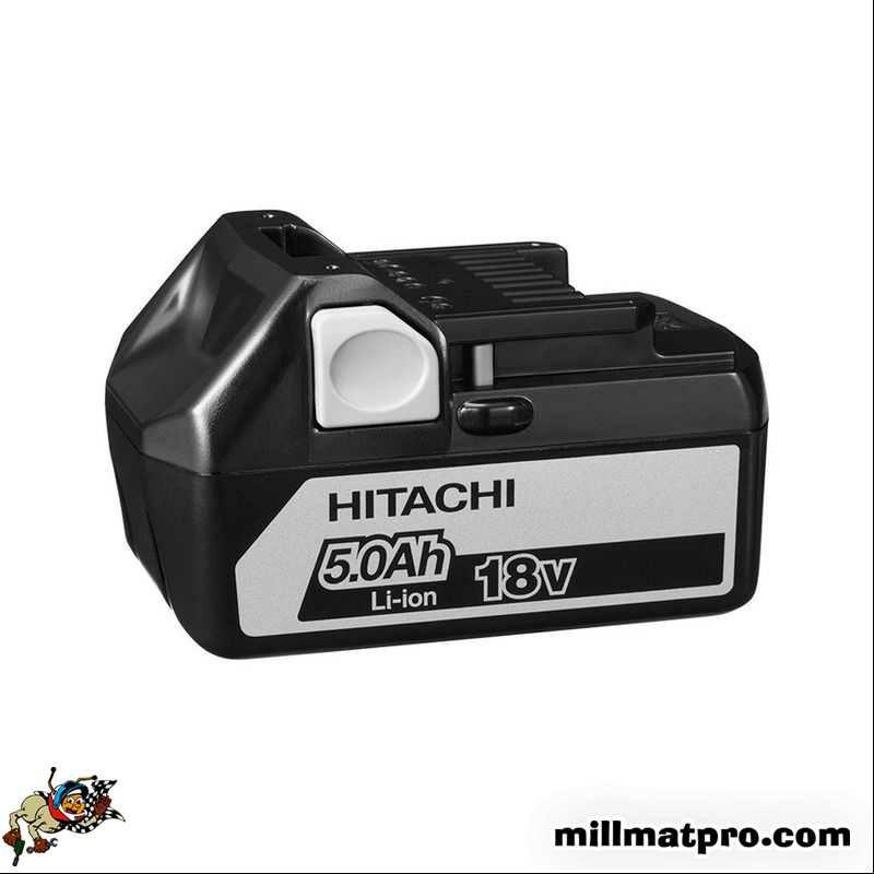 Batterie Hikoki BSL1850 18V 5.0ah (millmatpro.com)