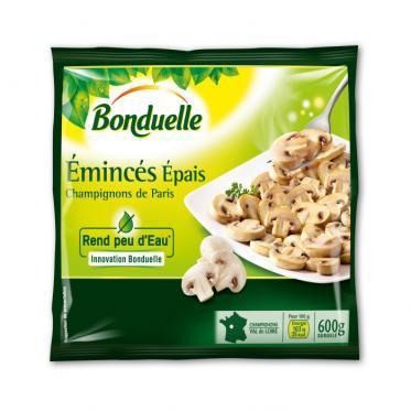Emincés de champignons de Paris Bonduelle