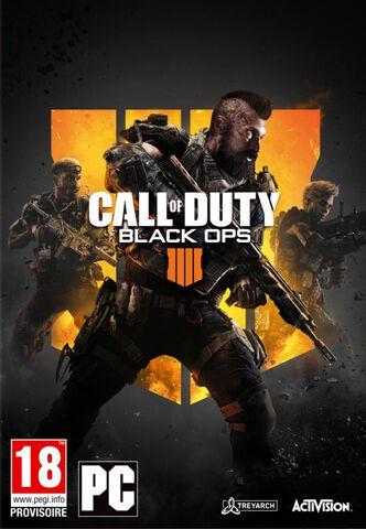 Call Of Duty Black Ops IIII sur PC (Via Retrait Magasin)