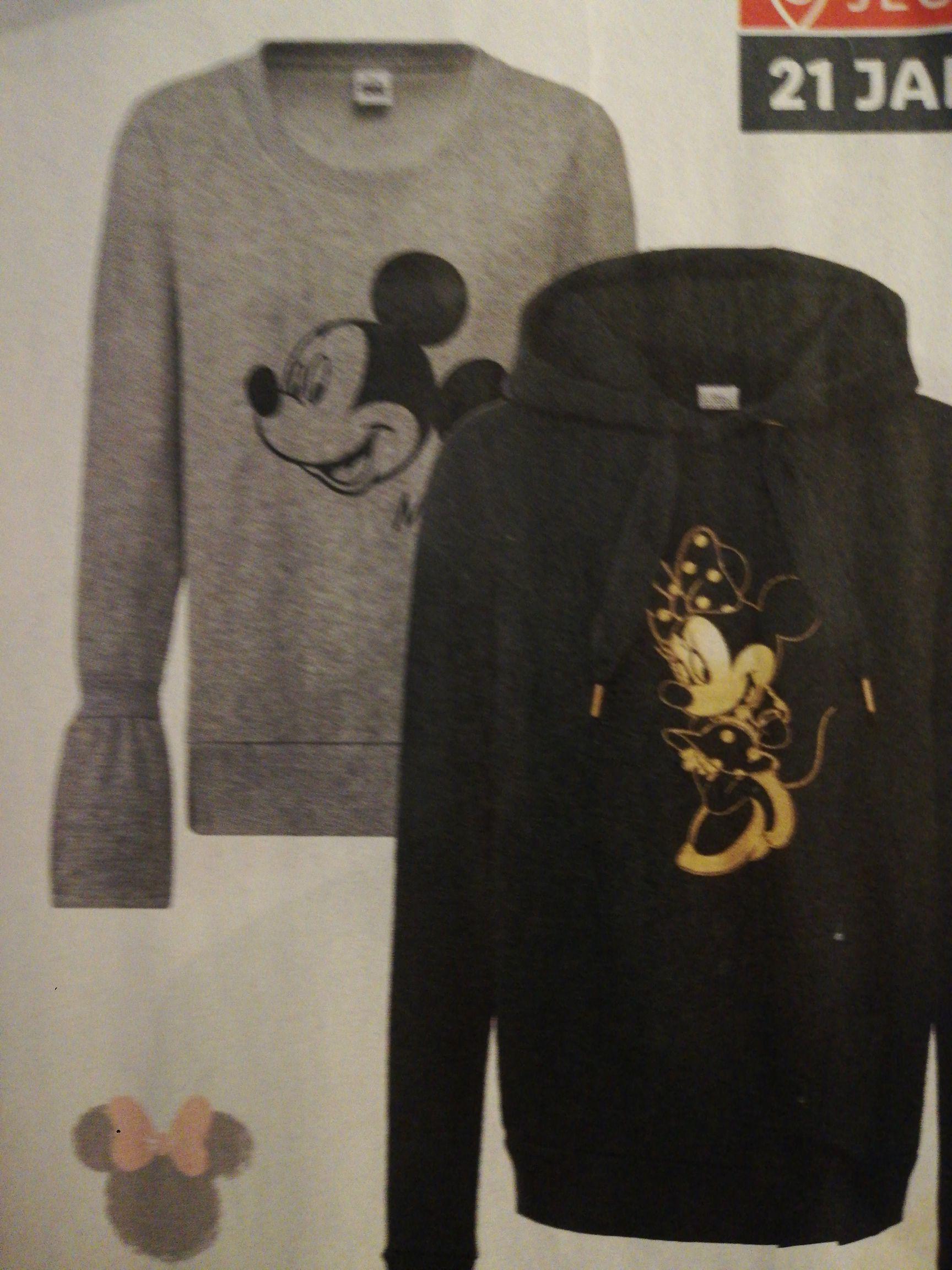 Sélection d'articles Disney - Ex Sweat-Shirt Femme